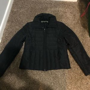 Kenneth Cole Puffer Jacket Black Size M